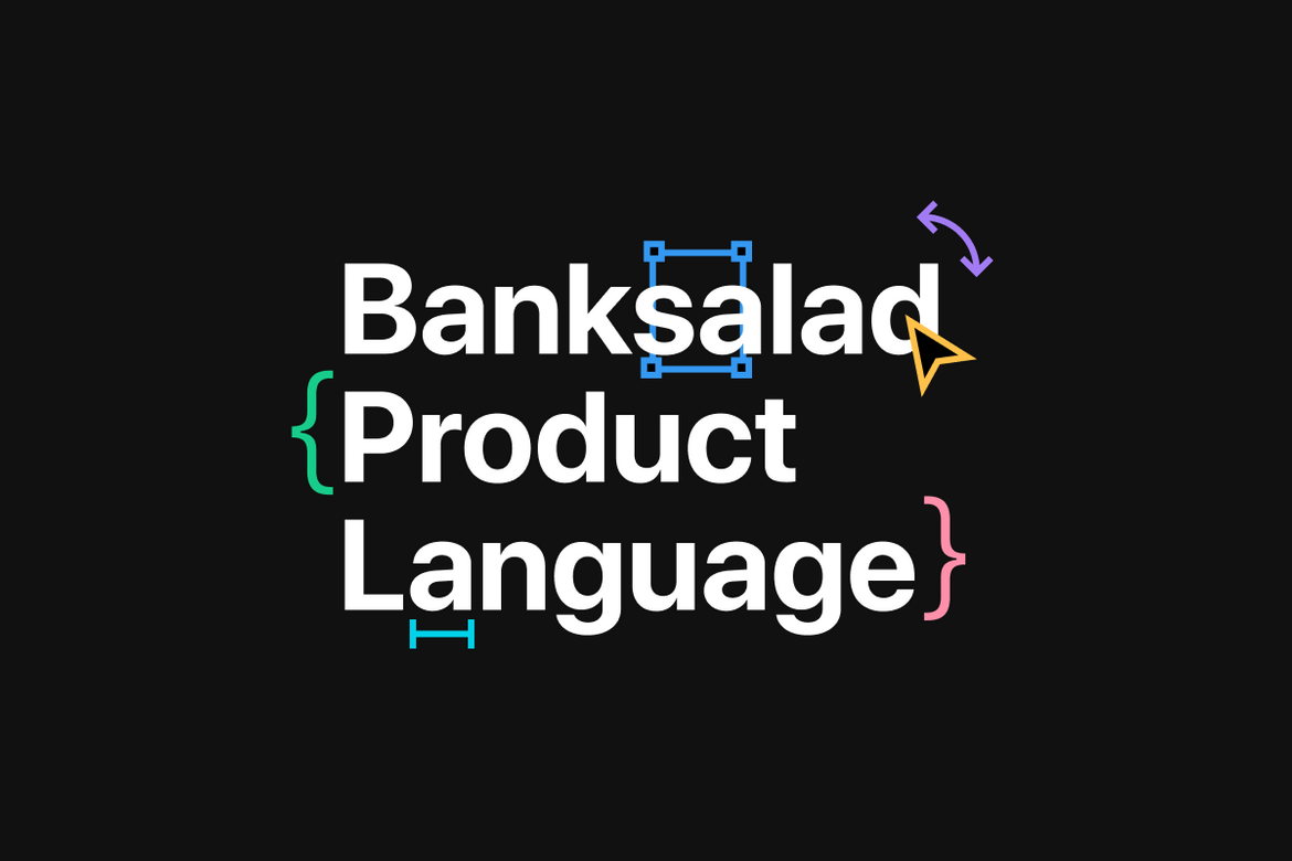 Banksalad Product Language를 소개합니다